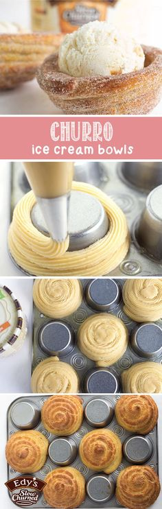 With summer in full swing, you're always looking for fun activities and delicious recipes to try out with your kids. Thanks to this guide for How To Make Churro Ice Cream Bowls—it makes it easy to find both! Grab cinnamon, sugar, Edy's Slow Churned Caramel Delight light ice cream, and more to whip up this fun creative dessert for a memorable after-dinner treat your family is sure to love.