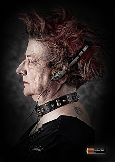 Duracell: Punk #Advertising #Punk