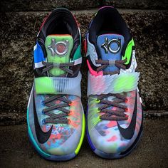 "Nike KD 7 ""What The"" 
