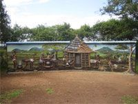 A nice little hidden gem is the Kisumu Museum in Kisumu, Kenya. They have a snake pit, a great Luo homestead display, and much more.