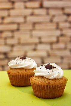 Tiramisu cupcakes, via Flickr.