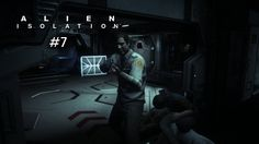 Alien: Isolation [PS4] #7 - Angriff! - Let's Play Alien: Isolation