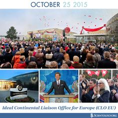 On this day in 2015, the Ideal Continental Liaison Office for Europe was dedicated in Copenhagen, Denmark. The sprawling facility's importance as a central European headquarters fueling Scientology's epic expansion throughout the continent and indeed the world cannot be overstated.
