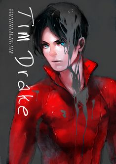 Tim Drake by Haining-art on deviantART