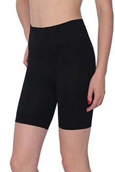 63d69aeeeb1cf Women s Seamless Mid-High Waist Long Leg Slimmer Brief Shapewear   READ  REVIEW   http