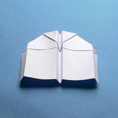 Hier Findest Du Detaillierte Faltanleitungen, Aber Auch Wissenswertes über  Papierflieger, Um Das Flugverhalten Selbst Entworfener Papierflieger  Abschätzen ...