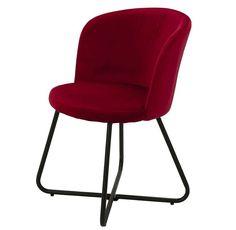 СтулMK-4339-RD черная ножка Габариты: 53х57х78 см Цвет: Красный Упаковка: 4шт. в 1кор. Chair, Furniture, Home Decor, Decoration Home, Room Decor, Home Furnishings, Stool, Home Interior Design, Chairs