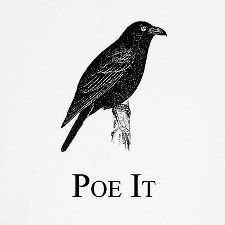 Edgar A.one of my favorite authors. Edgar Allan Poe, Sylvia Plath, Ernest Hemingway, Intj, Poe Quotes, Literary Quotes, Quoth The Raven, Allen Poe, Crows Ravens