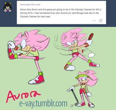 Aurora olympic games 2016