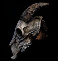 Harvey, N. (2017). Mendes - The Goat Skull. Rubbergorilla.co.uk. Retrieved 10 February 2017, from http://rubbergorilla.co.uk/goat%20skull%20mask.html