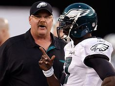 Andy Reid and Michael Vick will, as ever, be key to the Eagles´ success in the coming season. (David Maialetti/Staff file photo)