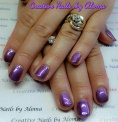 Bio Sculpture Gel - Just purple