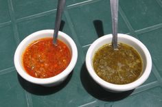 zula restaurant santa teresa sauces  - Costa Rica