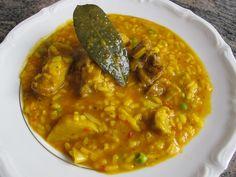 Receta Arroz Con Dulce Boricua   Un arroz caldoso pero con cuerpo y un sabor delicioso ;)