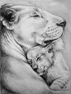My next tattoo – Thomas Mika - Baby Animals Small Lion Tattoo, Small Tattoos, Tattoos For Guys, Cool Tattoos, Animal Sketches, Art Drawings Sketches, Animal Drawings, Tattoo Drawings, Cubs Tattoo