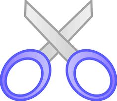 Image result for cutting and sticking clipart