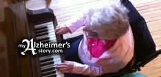 5 things I never knew until I sang with my alzheimer mom Alzheimer's And Dementia, Playing Piano, I Care, Alzheimers, Caregiver, 5 Things, Never, Singing, Mom
