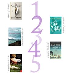 Probably Polka Dots: 5 Books on My Summer Reading List