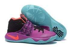 "new products 094a3 51134 Nike Kyrie 2 ""Easter"" Purple Mint-Red-Black, Price   95.00 - Air Jordan  Shoes, Michael Jordan Shoes"