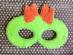 Stegosaurus Dinosaur Mask Embroidery Design, mask embroidery, in the hoop design