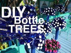 ▶ Rebar Chandelier Bottle Tree - YouTube