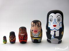 how great!!!  michael jackson nesting dolls