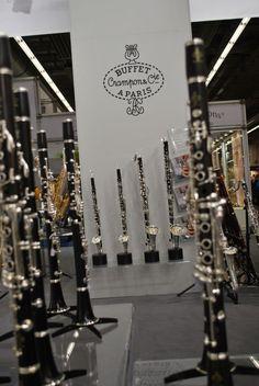 Buffet Crampon auf der Musikmesse  #BuffetCrampon #Woodwinds #Clarinets #Musikmesse