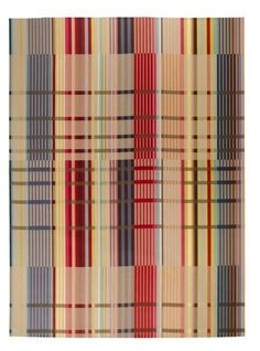 Collection featured in Elle Decor piece, The New Year's Hottest Design Trend is Quirky Stripes