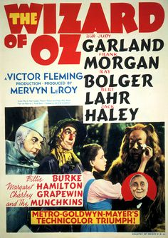 ▶▶▶ The Wizard of Oz {1939}