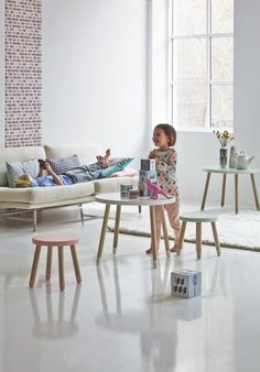 Playful Danish Design And Style For Kids By FLEXA | Interior Design inspirations and articles