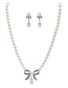 Ladies' Alloy Wedding/Party Jewelry Set With Rhinestone. Get awesome discounts up to 70% Off at Light in the Box using Coupons.
