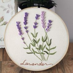 Being creative is not only a hobby but a way of life ~ Embroidery Flowers Pattern, Simple Embroidery, Modern Embroidery, Hand Embroidery Designs, Embroidery Kits, Floral Embroidery, Beginner Embroidery, Embroidery Hoops, Embroidered Flowers