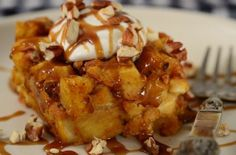 #Pumpkin Bread Pudding Tested Recipe