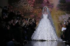 The Best Of Couture Week Paris 2014: Created by Lebanese designer Zuhair Murad