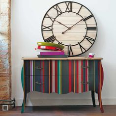 Love these drawers! Commode NEON