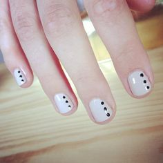 Simple. #nails