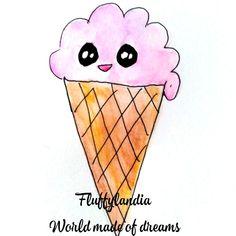 Enamel, Ice Cream, Sweet, Accessories, Sherbet Ice Cream, Polish, Enamels, Icecream Craft, Ice