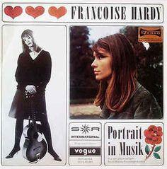 Françoise Hardy - Portrait In Musik (Vinyl) at Discogs