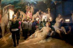 The Museum's Ghosts Andrés Wertheim