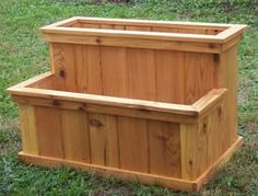 tiered planter - Google Search