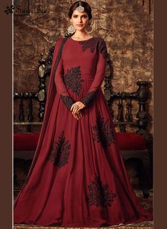 Fashionable Maroon Floor Length Anarkali Suit  For More Information WhatsApp 7202080091 Or Visit www.SareeBe.com  #red  #designer  #instagram  #kurti  #fashionista  #makeup  #delhi  #outfitoftheday  #women-fashion  #myfirststory  #model  #indian  #saree  #ramadanmubarak  #trendy  #ethnic  #picoftheday  #menonroposo  #roposolove  #cool  #firstpost  #soroposo  #summer-style  #streetstyle  #summer  #newdp  #beauty  #traveldiaries  #styles  #youtuber  #bestSeller