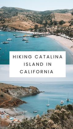 Backpacking The Trans-Catalina Trail: tutto quello che devi sapere – Wanderlust Hiking Places, Places To Travel, Places To See, Travel Destinations, Bora Bora, California Travel, Catalina Island California, California Living, Backpacking Trails