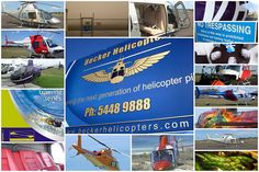 To All Members of the Worldwide Helicopter Community