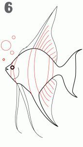 How To Draw Fish Step By Step Animals 29 Best Ideas Doodle Drawing, Drawing Tips, Drawing Sketches, Painting & Drawing, Drawing Ideas, Drawing Cartoon Characters, Character Drawing, Cartoon Drawings, Fish Drawings