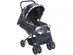 Carrinho de Bebê Passeio Voyage Funny - Reclinável 3 Posições para Crianças até 15kg