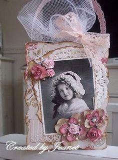 Vintage Gift bag