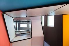 Student Housing   Amann Burdenski Munkel (Photo: Yohan Zerdoun)   Archinect