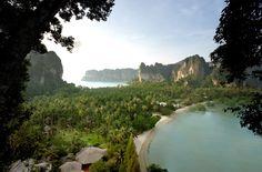 Rayavadee Resort, The Phranang Peninsula, Thailand