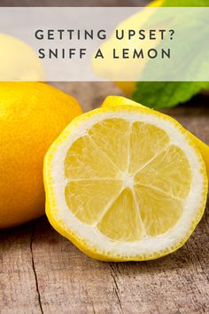 Why Lemons Are Better Than Xanax. We're all about healthy solutions.