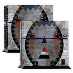 Extreme Design Skin Decal Stickers For PS4 POPSKIN Graphicer - LK Africa #04 #POPSKINGRAPHICERKOREA Experience the world's most elaborate Skins Decal Stickers Graphicer Extreme Character Designs